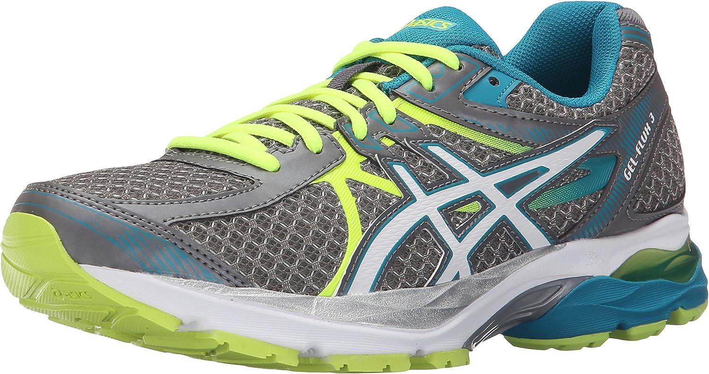 información para Estados Unidos proporcionar una gran selección de Amazon.com | ASICS Women's Gel-Flux 3 Running Shoe | Road Running