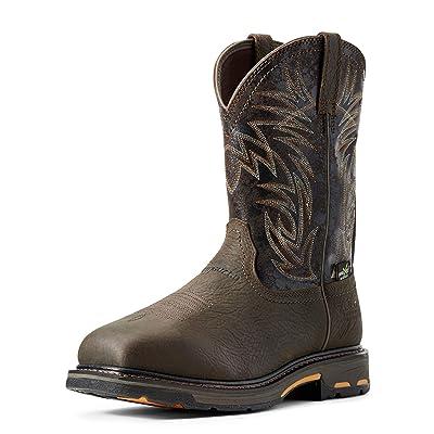 Ariat Men's Workhog WST Metguard H2O Composite Toe Work Boot | Industrial & Construction Boots