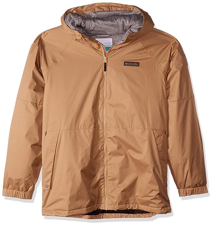 Columbia Mens Helvetia Heights Jacket, Waterproof & Breathable