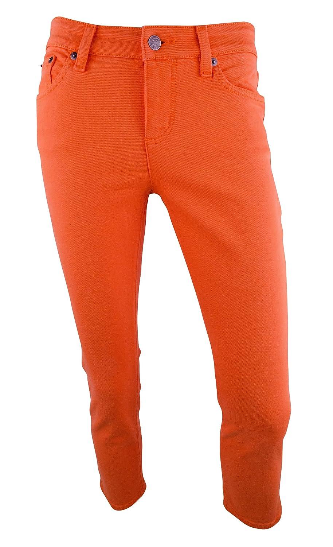 dec7f7f922 Amazon.com: RALPH LAUREN Women's Petite LRL Jeans Co Modern Straight ...