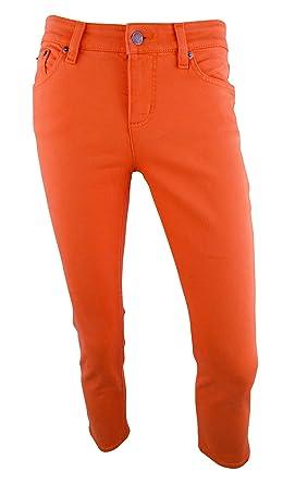 uk cheap sale where to buy top design Amazon.com: RALPH LAUREN Women's Petite LRL Jeans Co Modern ...