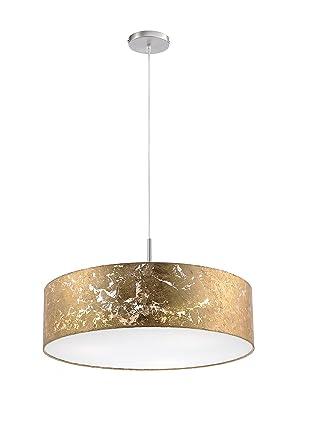 Paul Neuhaus 8427-12 - Lámpara de techo, color dorado ...