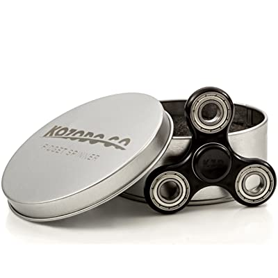Tri-Spinner Si3N4 Hybrid Ceramic High Speed Bearings
