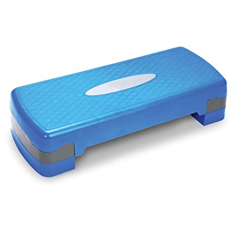 amazon com tone fitness aerobic step, color exercise stepamazon com tone fitness aerobic step, color exercise step platform step platforms sports \u0026 outdoors