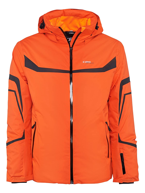 Central Project giacca da sci da uomo, giacca da snowboard