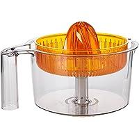 Bosch MUZ5ZP1 Zitruspresse transparent mit orangem Presskegel