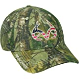 1b6b154aacb8d Amazon.com   Decoy Outdoors Black   White Mesh Back Hat with Canada ...