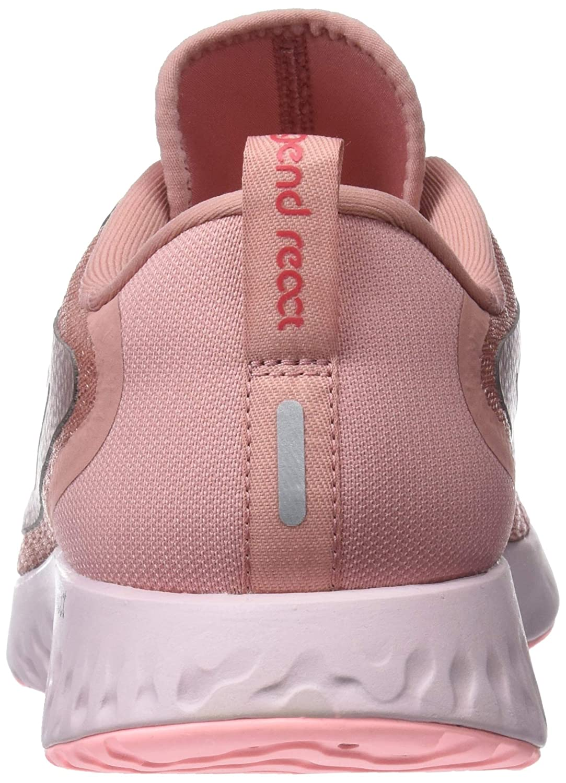Nike Mehrfarbig Damen Wmns Legend React Laufschuhe Mehrfarbig Nike (Rush Pink/Weiß/ROT Crush 001) 05e8b7