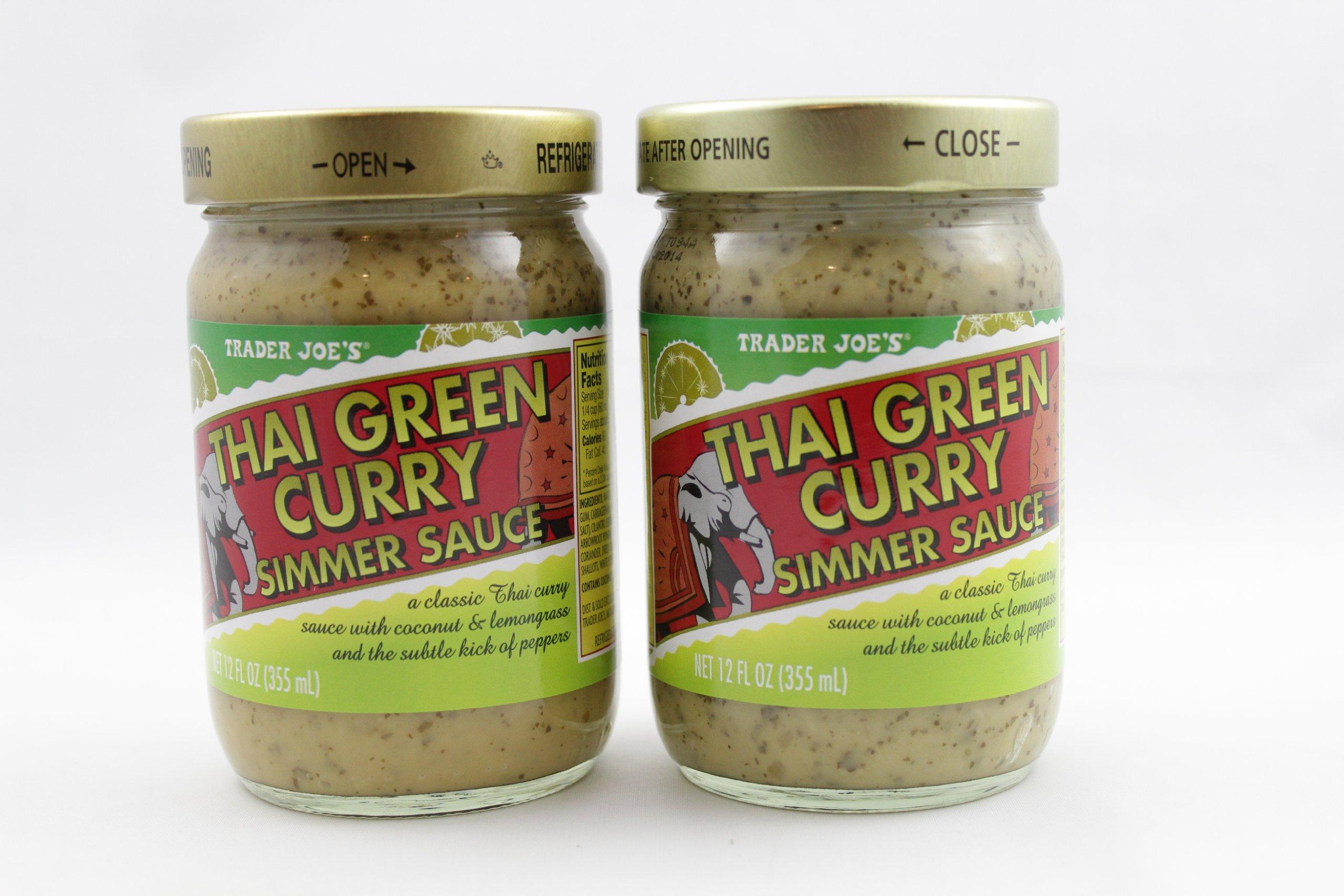 Amazon.com : Trader Joe\'s Thai Yellow Curry Sauce - 2 Pack : Grocery ...