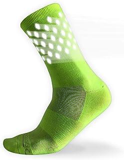 High Reflective Cycling and Running Socks - Night Safety Running Gear ReflecToes