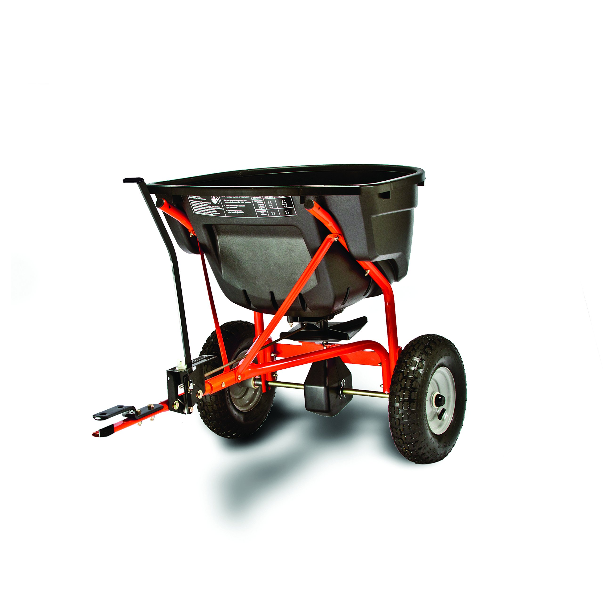 Agri-Fab 45-0463 130-Pound Tow Behind Broadcast Spreader by Agri-Fab