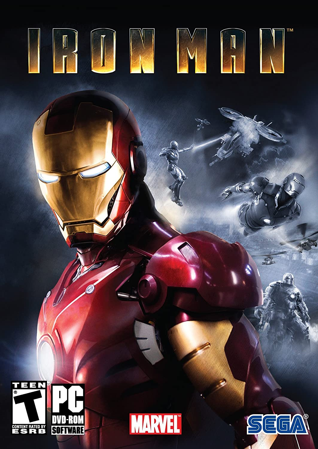 Amazon com: Iron Man - PC: Video Games