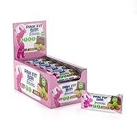 Pink Fit® Bar (crema di nocciole) - confezione da 25 barrette da 30 g