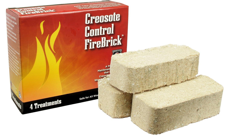 amazon com meeco u0027s red devil 1004 creosote control firebrick