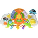 Amazon.com: Back Seat Car Steering Wheel Toys Driving Game: Toys & Games