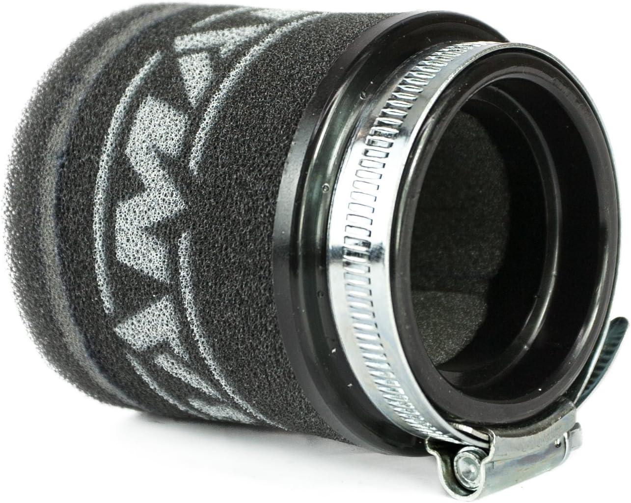 Ramair Filters MR-008 Motorcycle Pod Air Filter, Black, 55 mm