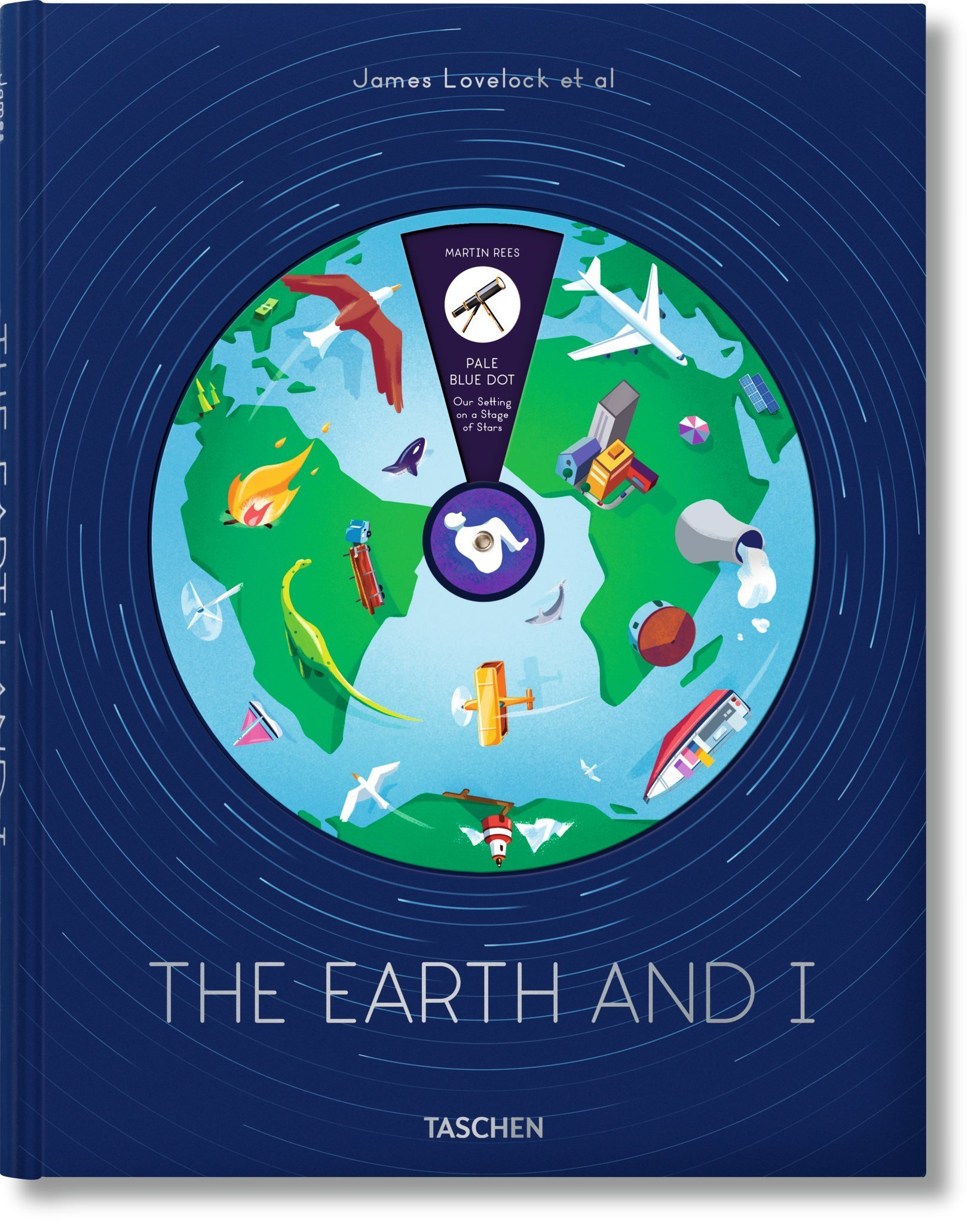 James Lovelock Et Al: The Earth And I: James Lovelock, Jack Hudson, Lisa  Randall, Martin Rees, Edward O Wilson, Eric Kandel: 9783836551113:  Amazon: