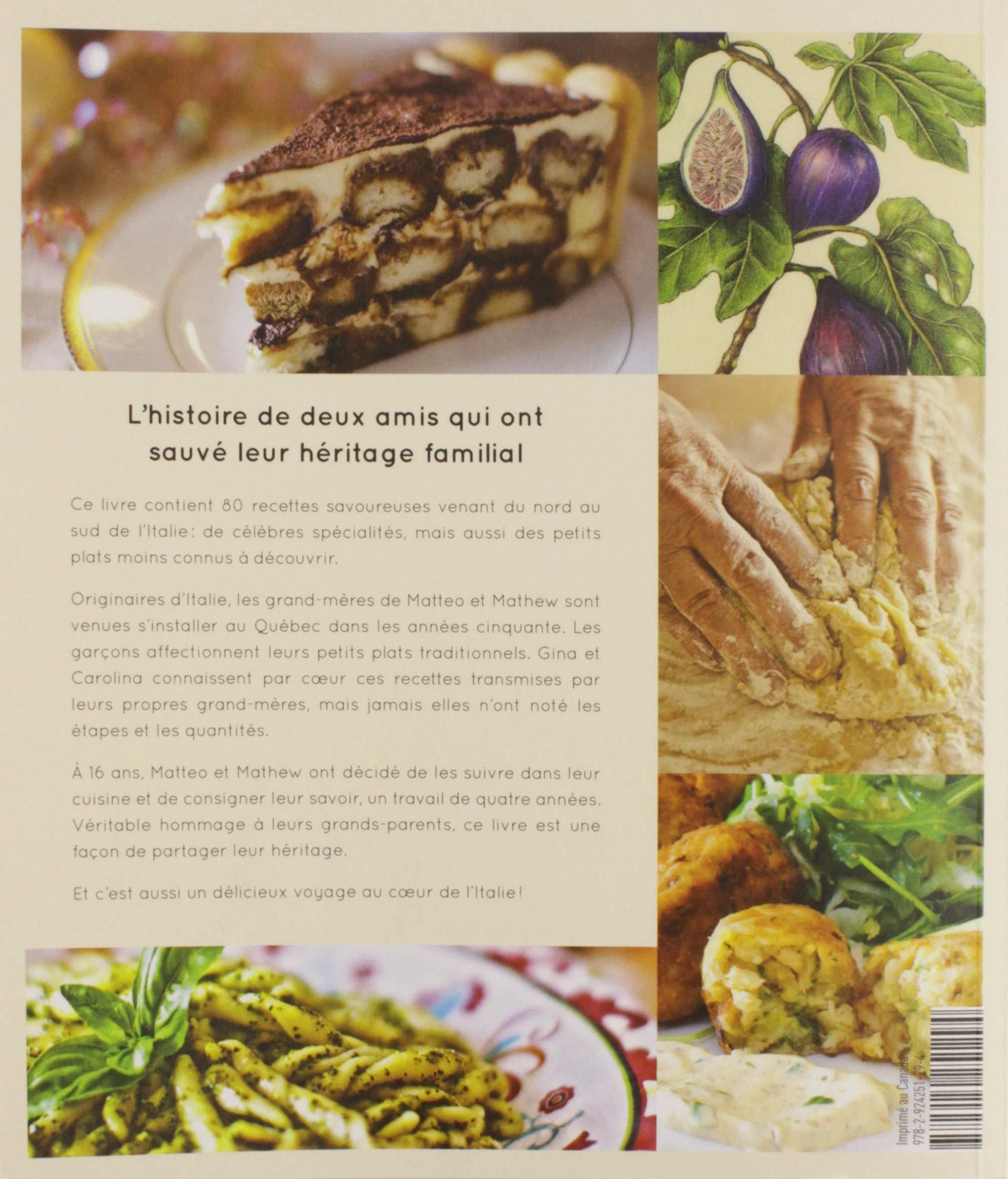 La Cuisine de Ma Grand Mere Italienne Amazon.de Agostinelli ...