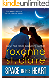 Space In His Heart (A Stand Alone Romance with Suspense)