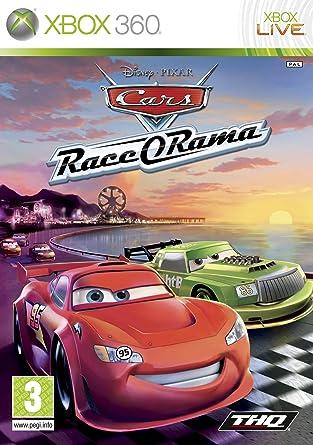 Cars Race-O-Rama (2009) Xbox 360 RF