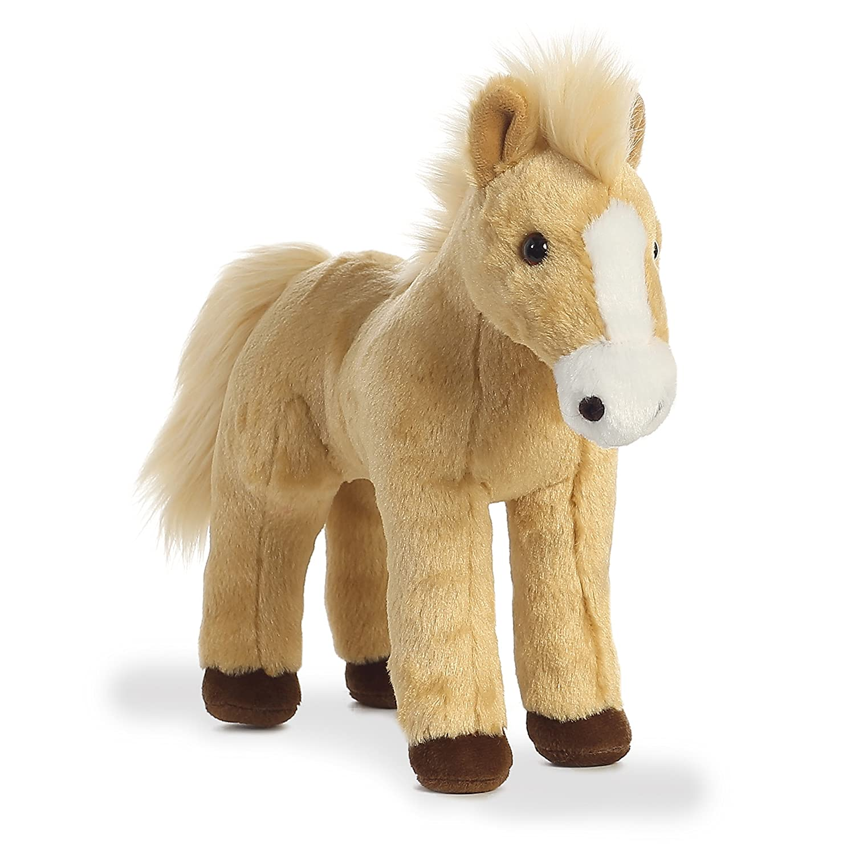 02452 Aurora World Plush Western Plush Horse Cheyenne Inc