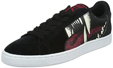 best sneakers dcd05 019b1  プーマ  Suede Classic+ MonsterCat 2 357249 01 (ブラック 28.0)