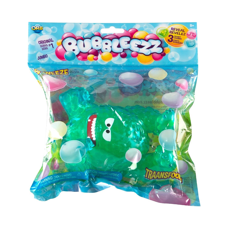 Polka-Dotted Green One Size Bubbleezz Jumbo 55219 Bubbleez Simon SnowBeast Figure