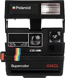 Polaroid 635 CL Supercolor - Cámara fotográfica instantánea