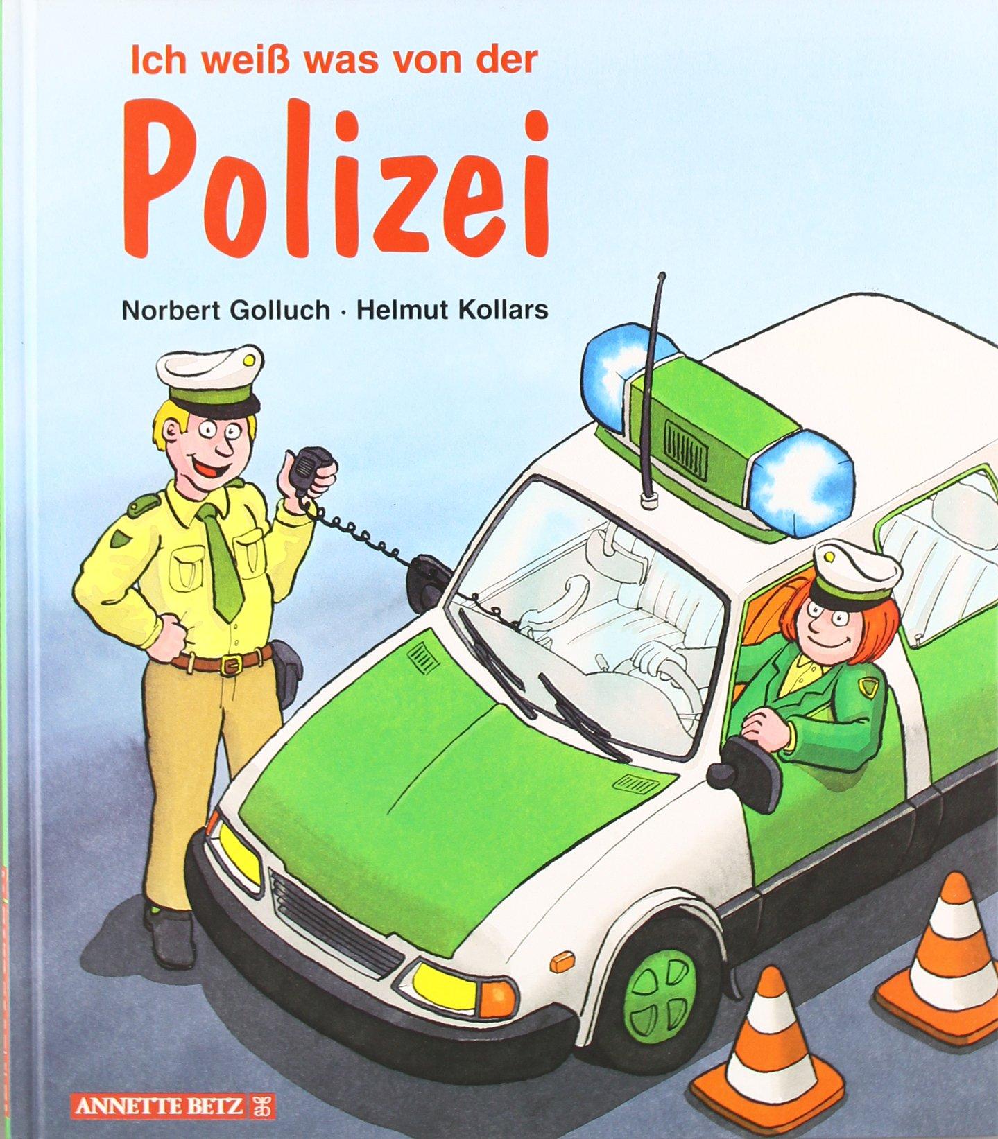 Ich weiss was von der Polizei