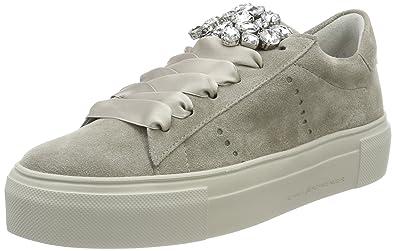 Kennel und Schmenger Damen Big Slip on Sneaker, Braun (Ombra Sohle Creme), 37.5 EU