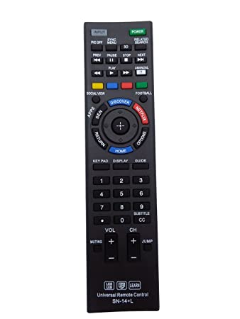 sony tv remote rm yd005. vinabty new remote fit for sony tv almost all model rm-yd005 rm-yd095 tv rm yd005 f