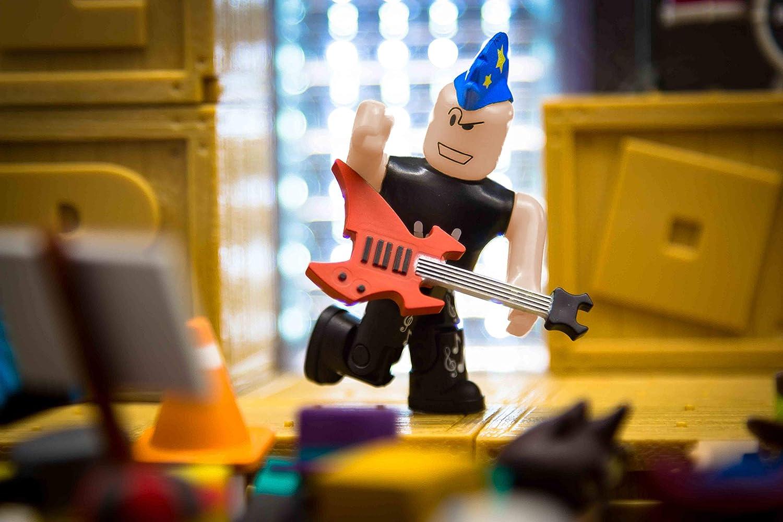 Novità COLLEZIONE di Action roblox-punk rockers 4 Figure