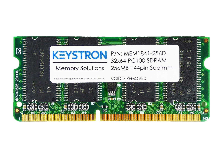 256MB Cisco 1841 1861 Router 3rd Party Memory Upgrade p//n MEM1841-256D, MEM1841-128U384D, MEM1841-256U384D