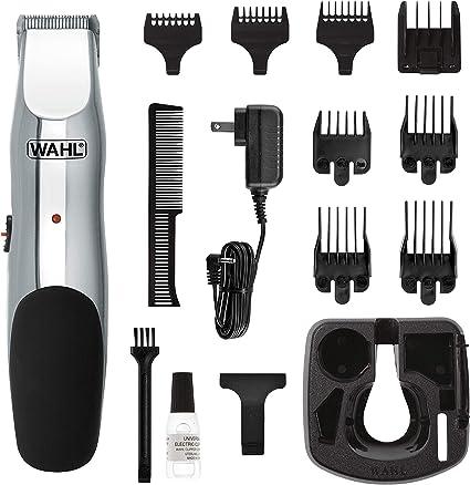 Wahl 9916-4301 - Recortadora de barba y bigote con 5 ajustes de ...