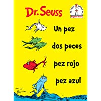 Un Pez Dos Peces Pez Rojo Pez Azul (One Fish Two Fish Red Fish Blue Fish Spanish...