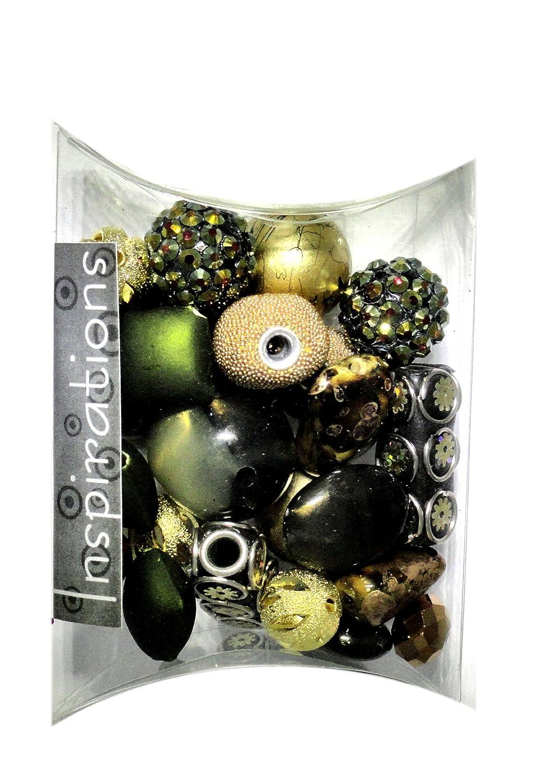 Jesse James metallo Inspirations Beads 50 g-Natural Beauty 5755