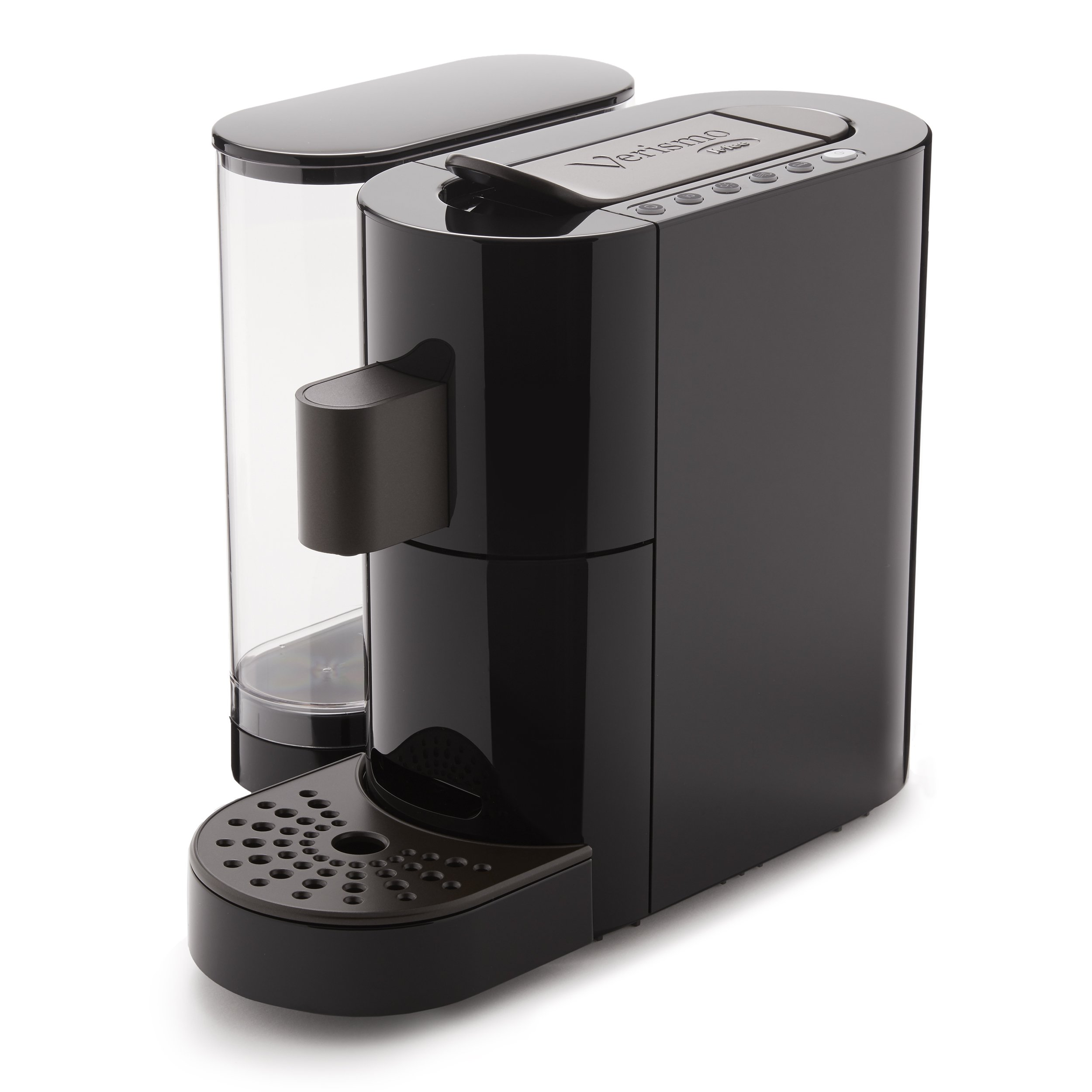 Starbucks Verismo System, Coffee and Espresso Single Serve Brewer, Black by Starbucks