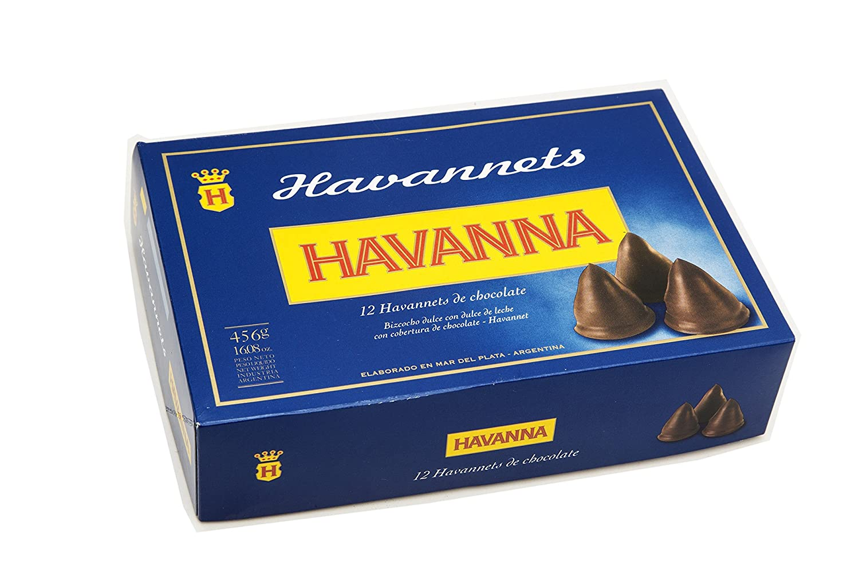 Amazon.com : Havanna Havannets de Chocolate por 12 Unidades (456 Grs.) : Grocery & Gourmet Food