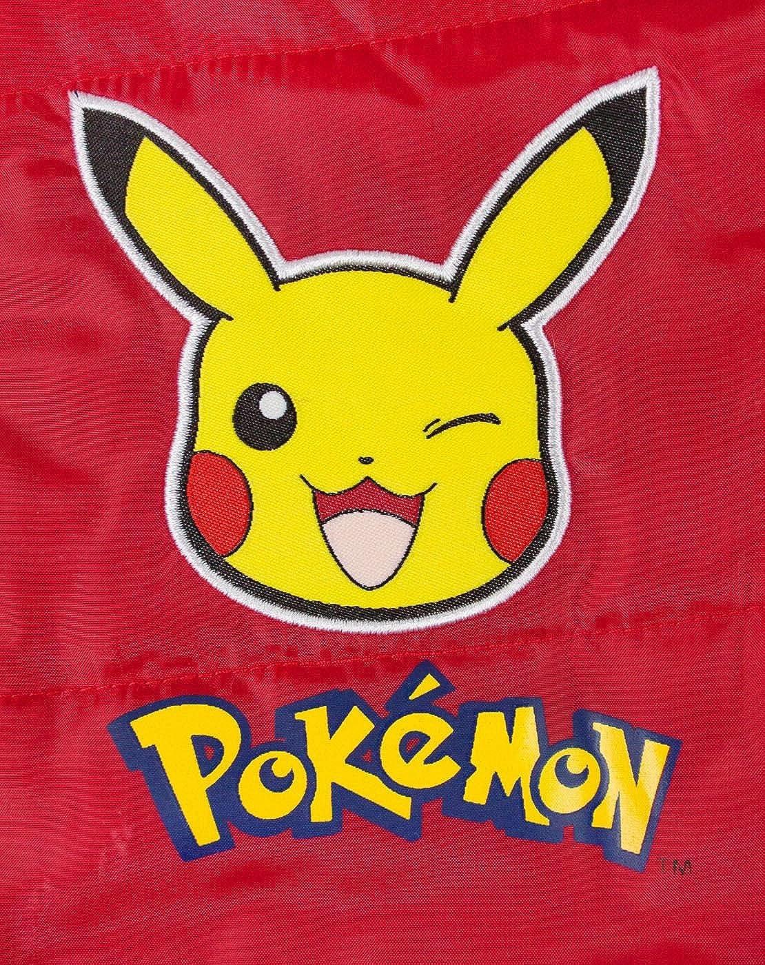 Pokemon Pikachu Boys Coat