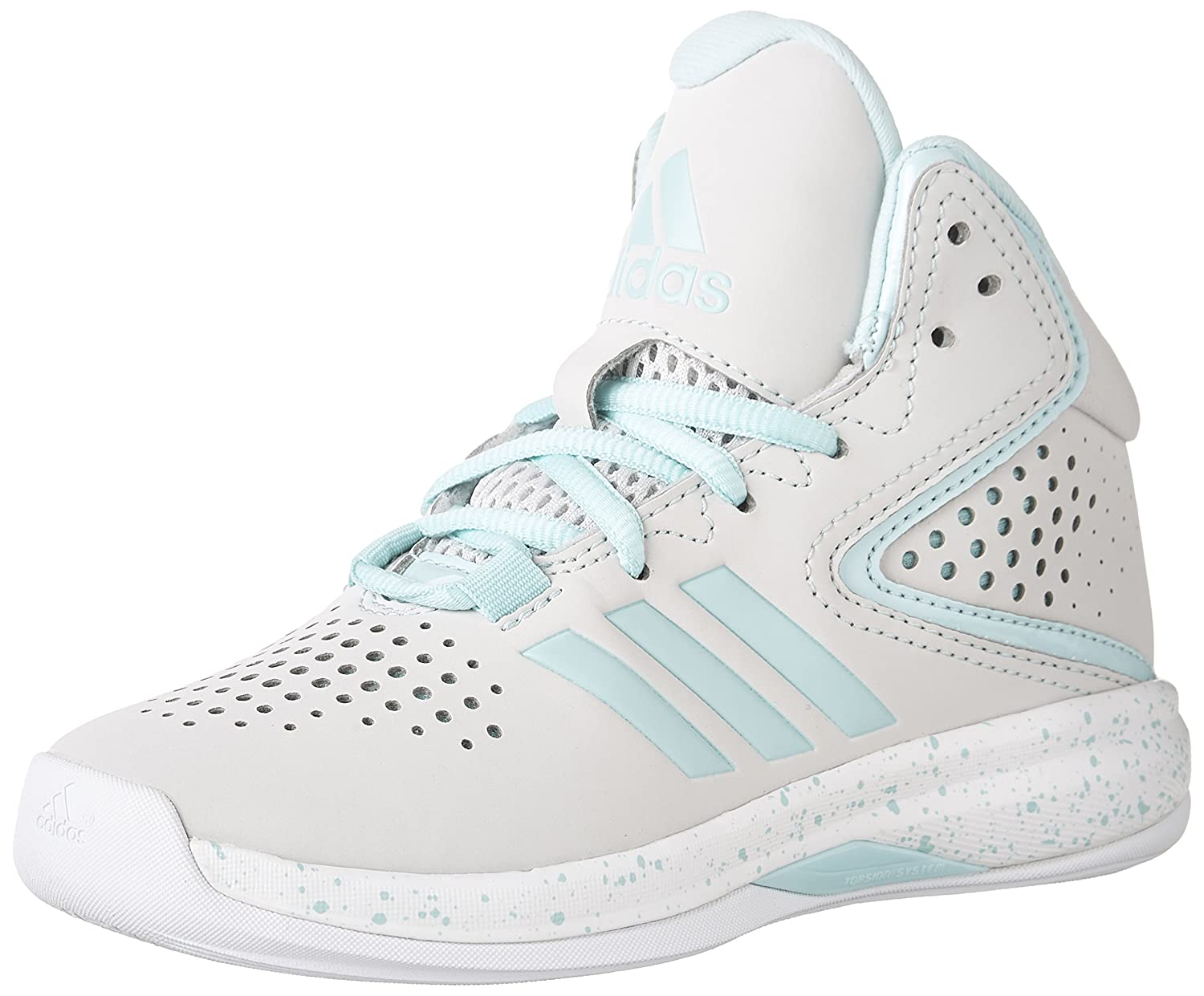 adidas Kids' Cross 'Em Up Basketball Shoes BW1105