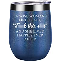 Funny Gifts for Women - Gifts for Mom, Wife, Sister, Daughter - Unique Friendship, Retirement, Birthday Wine Gifts for…