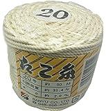 三友産業 たこ糸玉巻 #20 HR-185 2.0㎜× 50m