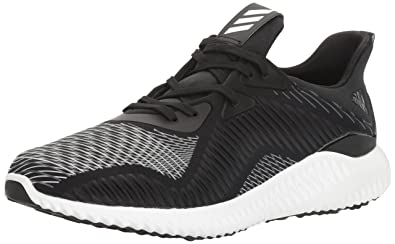 adidas Performance Men's Alphabounce HPC m Running Shoe, Black/Utility  Black/White,