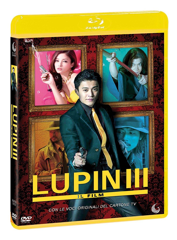 Lupin III - Il Film (2014) Full Blu Ray 1:1 ITA DD AACS HD MA