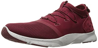 Mens Drift 2, Cardinal/Glacier Gray/Cardinal, 14 D(M) US Under Armour