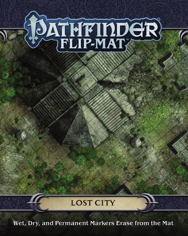 Download Pathfinder Flip-Mat: Lost City pdf epub