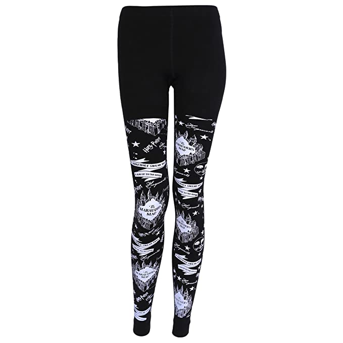 Leggins negros HARRY POTTER - L/XL