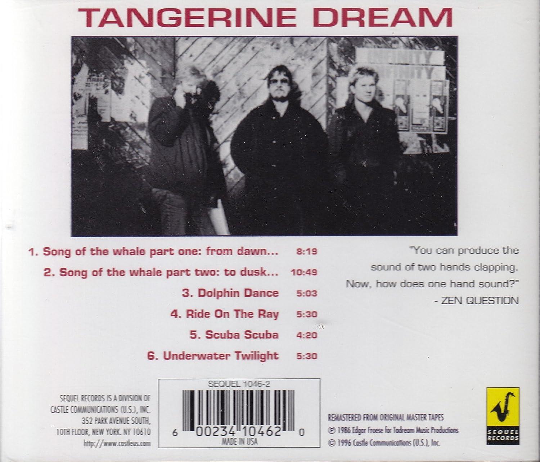 Tangerine Dream - Underwater Sunlight - Amazon.com Music for Underwater Sunlight Tangerine Dream  113lpg