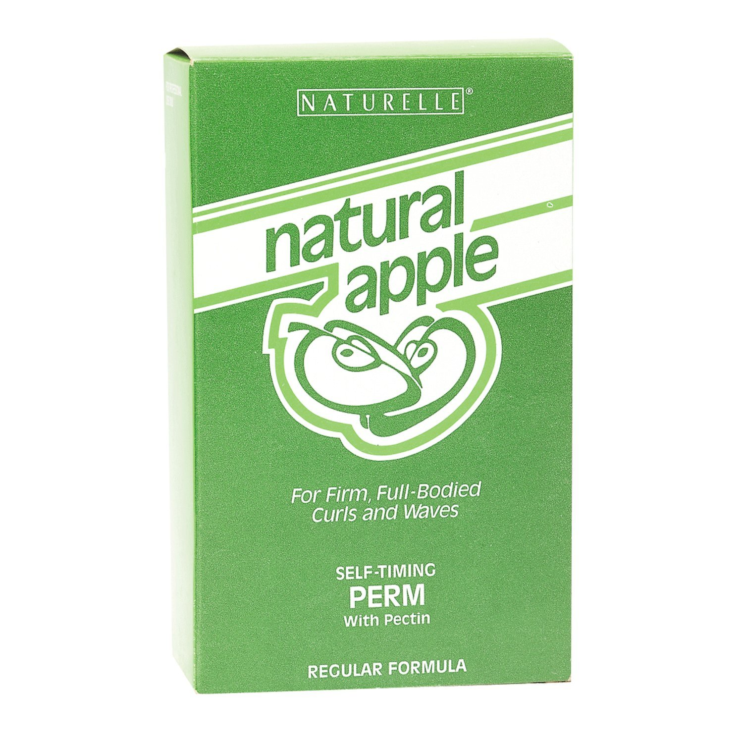 Zotos Naturelle Natural Apple Self-Timing Perm with Pectin - Regular Formula