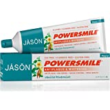 JASON Natural Products - PowerSmile Toothpaste Fluoride Free Vanilla Mint